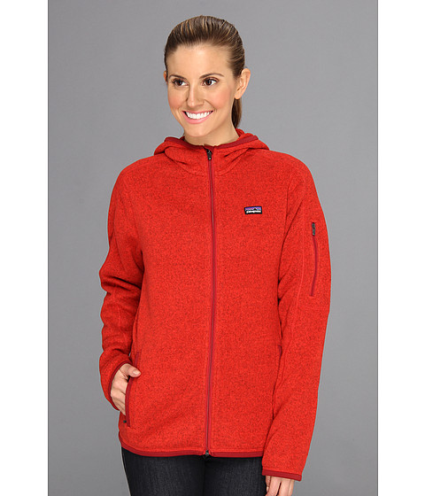 "Bluze Patagonia - Better Sweaterâ""¢ Full-Zip Hoodie - Red Delicious"