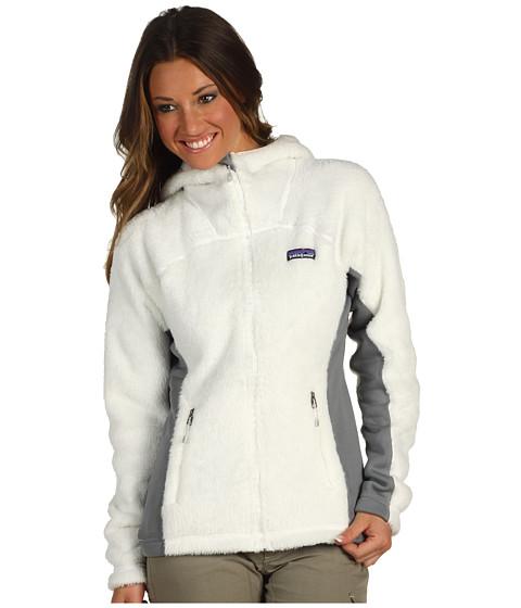 Bluze Patagonia - R3î Hi-Loft Hoodie - Birch White