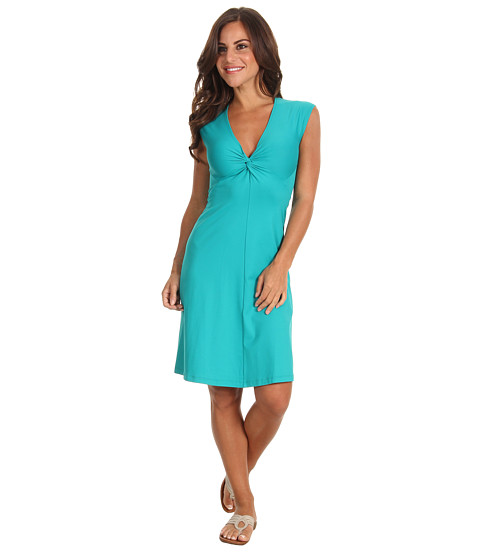 Rochii Patagonia - Bandha Dress - Teal Green