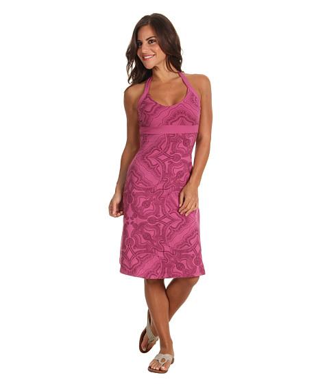 Rochii Patagonia - Iliana Halter Dress - Raja/Rubellite Pink