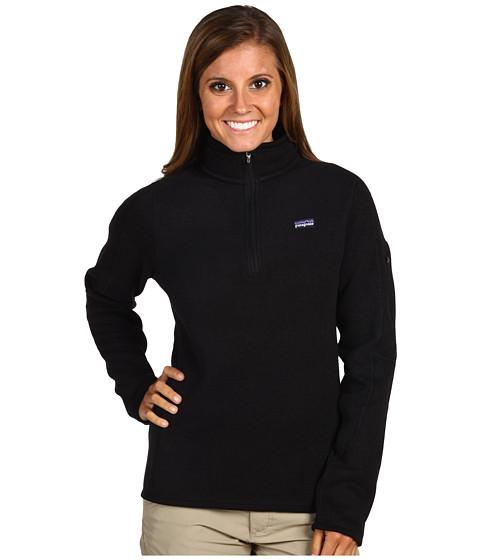 "Bluze Patagonia - Better Sweaterâ""¢ 1/4 Zip - Black"