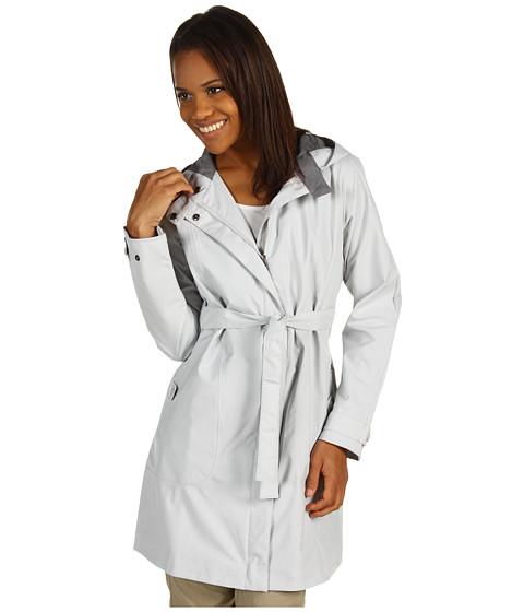 Jachete Patagonia - Arborist Trench Coat - Tailored Grey