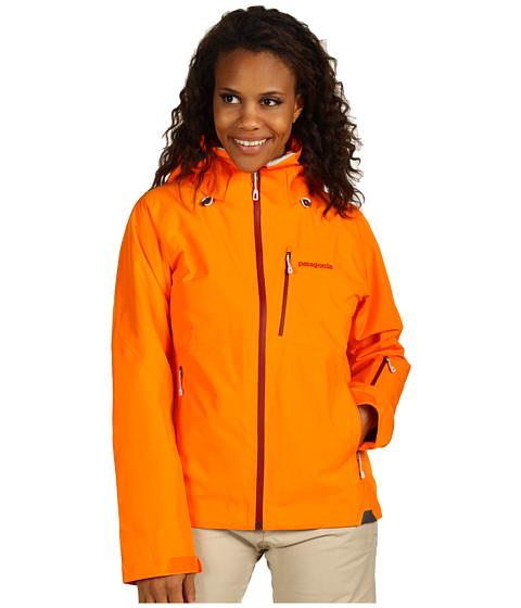 Jachete Patagonia - Insulated Powder Bowl Jacket - Turmeric Orange