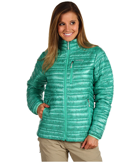 Jachete Patagonia - Ultralight Down Jacket - Light Aquarium
