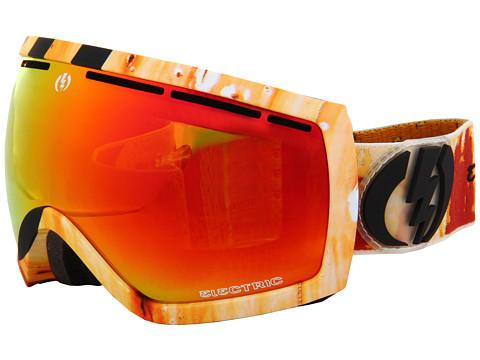 Ochelari Electric Eyewear - EG2.5 - Parker White - Bronze/Red Chrome