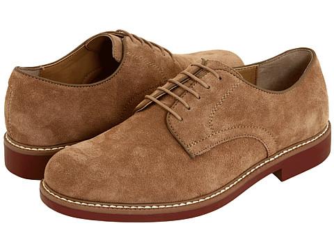 Pantofi Bass - Brockton - Taupe Suede