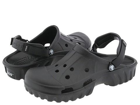 Sandale Crocs - Off Road (Unisex) - Black/Black