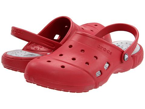 Sandale Crocs - Prepair Clog II - True Red/Silver