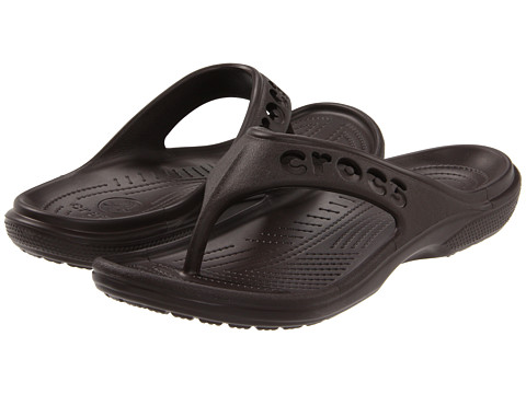 Sandale Crocs - Baya Flip - Espresso