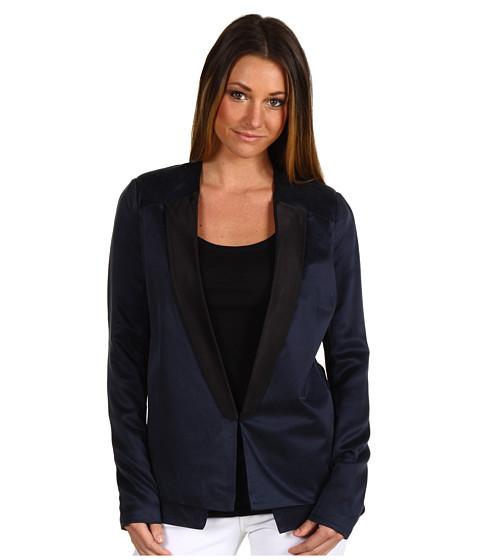Jachete L.A.M.B. - Tuxedo Jacket - Navy/Black