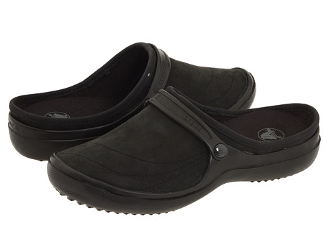 Sandale Crocs - Wrapped Clog - Black/Black