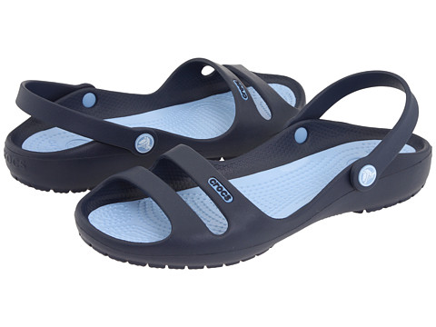Sandale Crocs - Cleo 2 - Navy/Light Blue