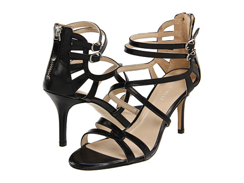 Sandale Nine West - GoingSteady - Black Leather