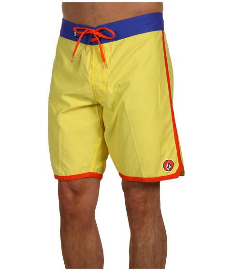 Special Vara Volcom - Dredge Boardshort - Yellow