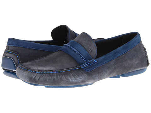 Pantofi Donald J Pliner - Vergil - Black/Indigo