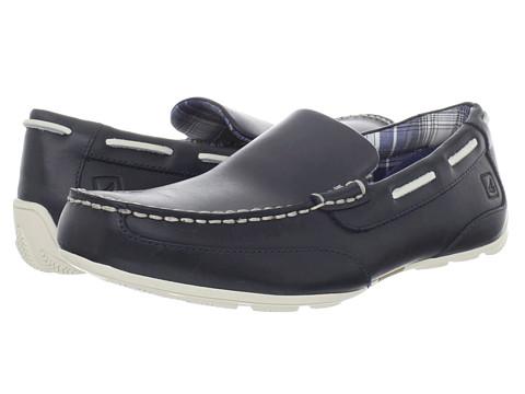 Pantofi Sperry Top-Sider - Navigator Venetian - Navy Leather