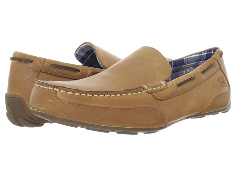 Pantofi Sperry Top-Sider - Navigator Venetian - Sahara Leather