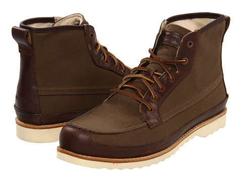 Ghete Timberland - Abington 6 Eye - Brown