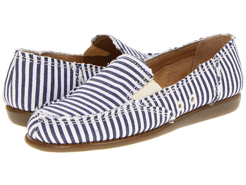 Balerini Aerosoles - So Soft - Blue/White Stripe