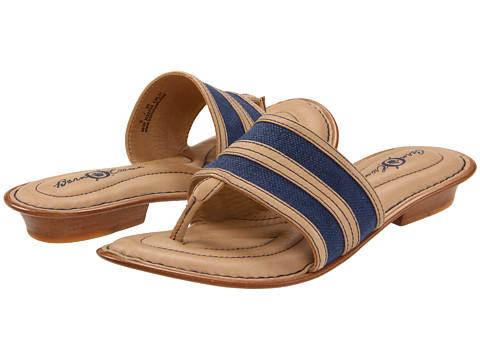Sandale Born - Natania - Denim Linen