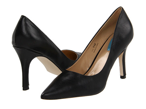 Pantofi Fitzwell - Aurora Pump - Black Leather