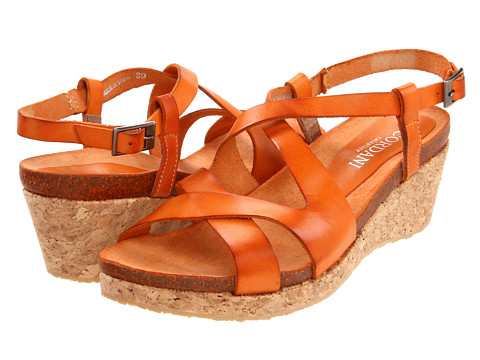 Sandale Cordani - Saveria - Orange Leather