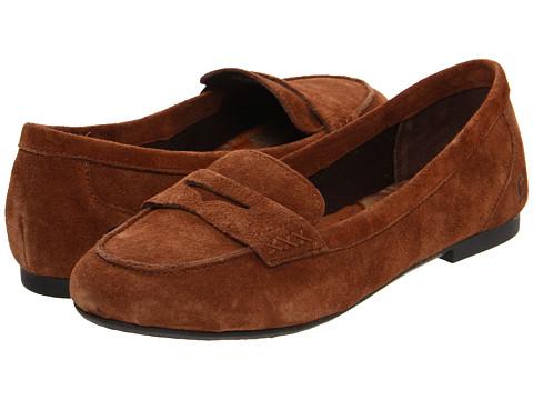 Sandale Born - Dorota - Rost Suede