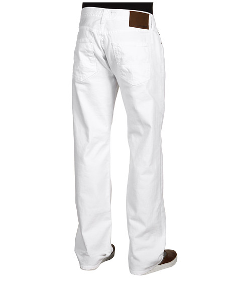 Blugi Big Star - Union Straight Leg in White - White