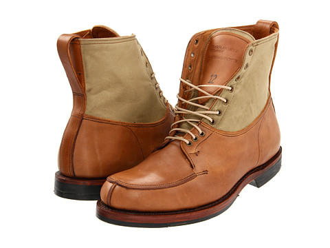 "Ghete Timberland - Eastern Standard 6"" Fabric/Leather Boot - Tobacco"