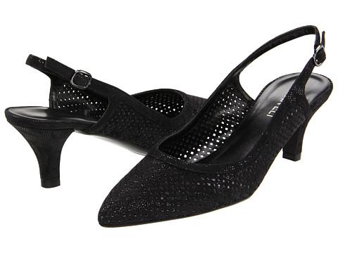 Pantofi Vaneli - Domino - Black Daffy w/Gunmetal