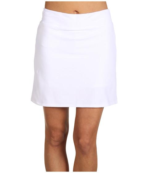 Pantaloni adidas Golf - Range Wear Knit Skort - White