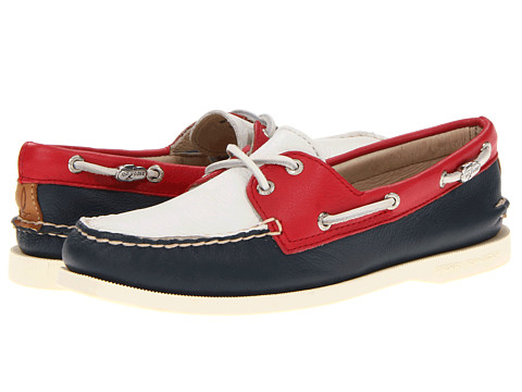 Pantofi Sperry Top-Sider - A/O 2 Eye - Navy/Red/White