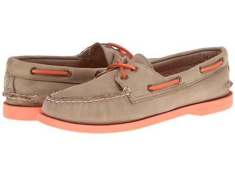 Pantofi Sperry Top-Sider - A/O 2 Eye - Stone (Coral)