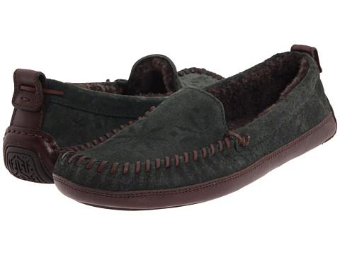 Pantofi Frye - Morgan Slip On - Jade Printed Suede/Shearling