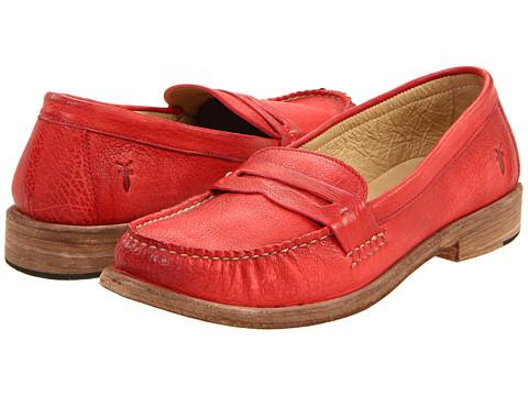 Pantofi Frye - Otis Penny - Burnt Red