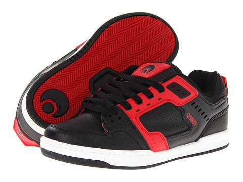 Adidasi Osiris - Cinux - Black/Red/White