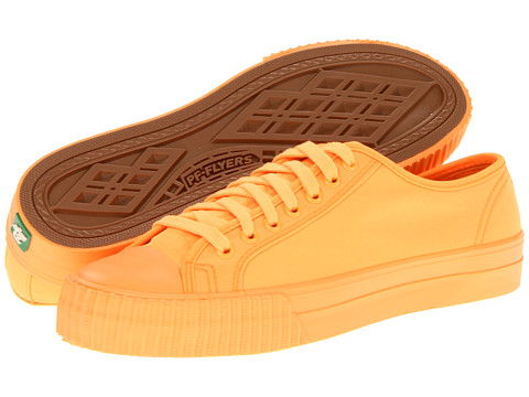 Adidasi PF Flyers - Center Lo - Orange/Nylon