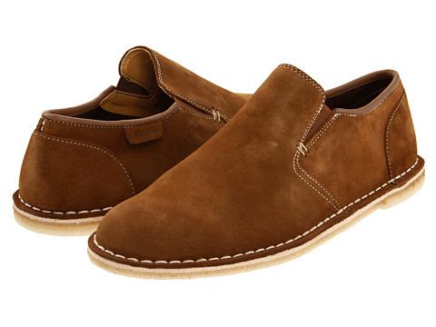 Pantofi Clarks - Vexation - Chestnut Suede