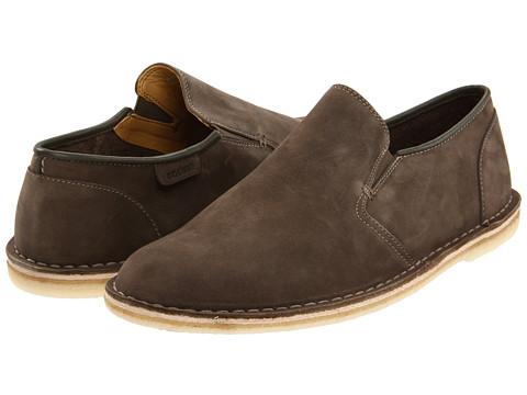 Pantofi Clarks - Vexation - Olive Nubuck
