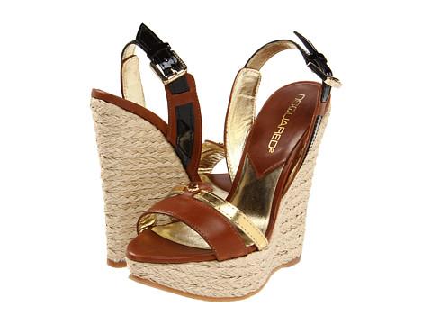 Sandale DSQUARED2 - Espadrillas Toledo Vernice - Vernice