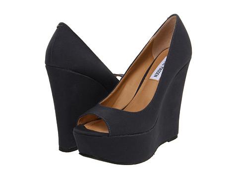 Pantofi Steve Madden - P-Yandi - Black Fabric
