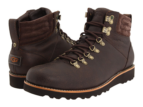 Ghete UGG - Capulin - Cinnamon Leather