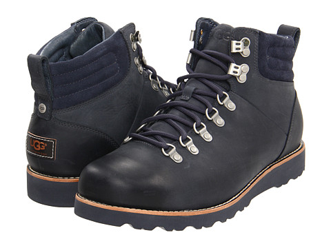 Ghete UGG - Capulin - New Navy Leather