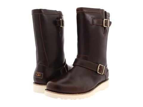 Pantofi UGG - Carnero - Stout Leather