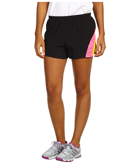 Pantaloni ASICS - ARD® Short - Black/Neon Pink
