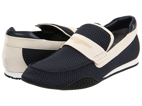 Pantofi Donald J Pliner - Dulse - Blue/Bone
