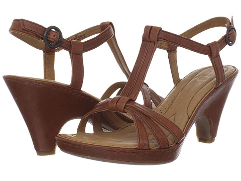Sandale Born - Myndy - Crown Collection - Mogano (Dark Brown) Veg