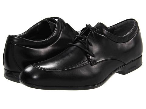 Pantofi Calvin Klein - Austin - Black Dress Calf