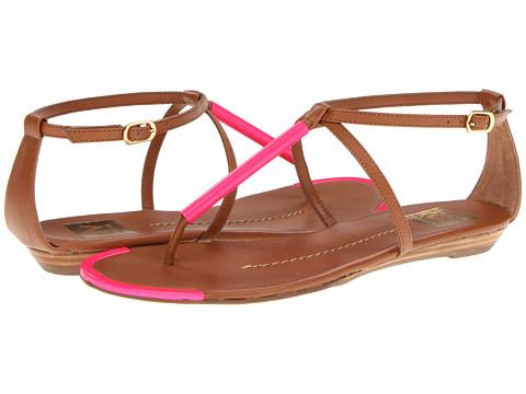 Sandale Dolce Vita - Archer - Cognac/Pink