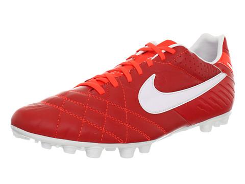 Adidasi Nike - Tiempo Mystic IV AG - Sunburst/Total Crimson/White